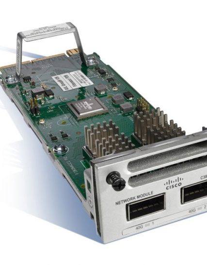 Cisco Catalyst 3850 - C3850-NM-2-40G