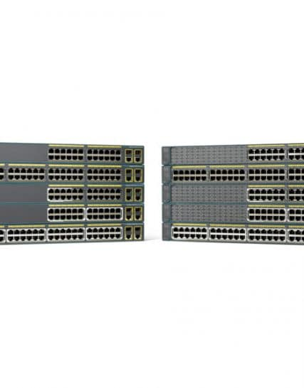 Cisco Catalyst 2960-Plus 24PC-L - L2 - 24 ports