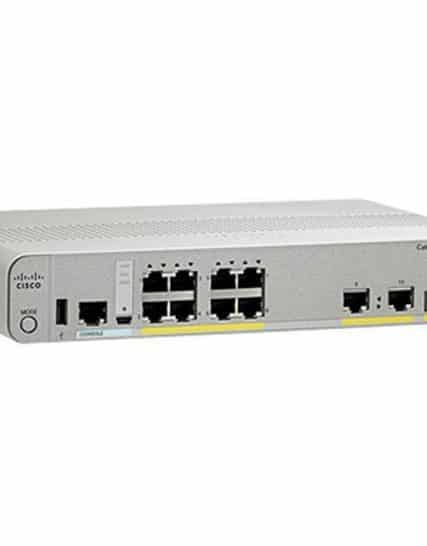 Cisco Catalyst 2960CX-8TC-L - L2 - 8 ports