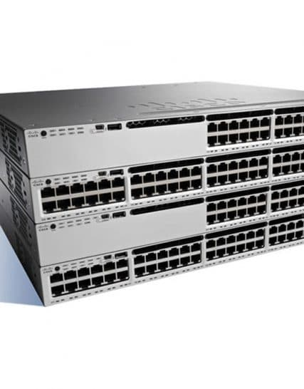 Cisco Catalyst 3850-24P-S - L3 - 24 Ports