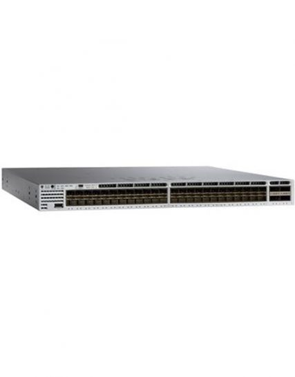 Cisco Catalyst 3850-48XS-S - L3 - 48 Ports