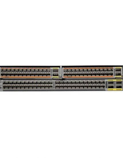 Cisco Nexus 56128P Chassis - L3 - 48 Ports