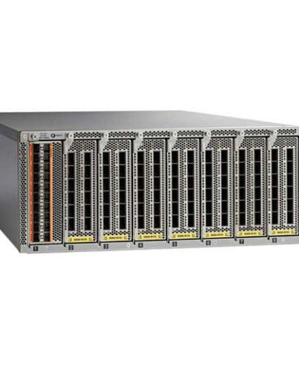 Cisco Nexus 5696Q Chassis- L3 - 24 Ports