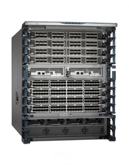 Cisco Nexus 7700 10 Slot Chassis