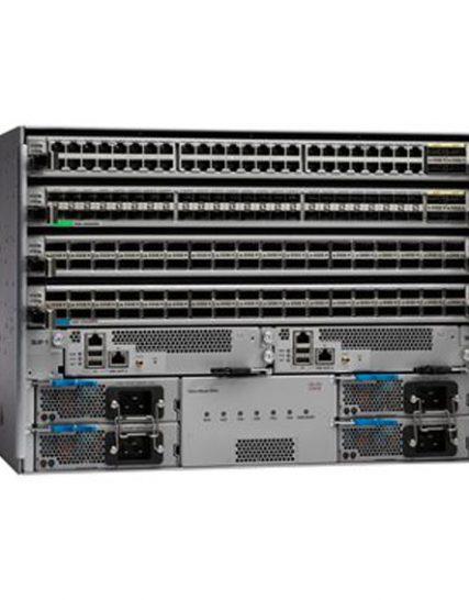 Cisco Nexus 9504 Châssis