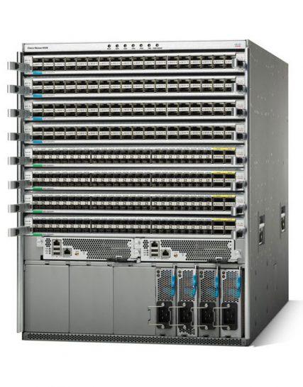 Cisco Nexus 9508 Châssis