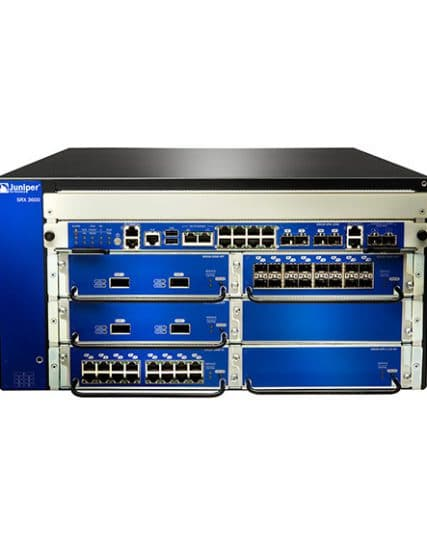 Juniper Networks SRX3600 Services Gateway