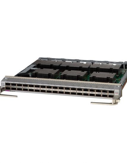 Cisco Nexus 9500R Buffer Linecard with external TCAM